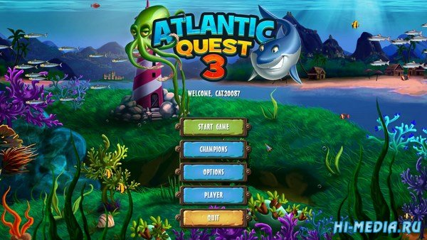 Atlantic Quest 3 (2016) ENG