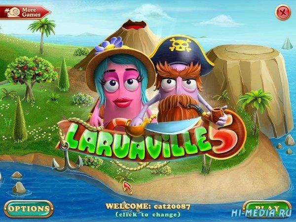 Laruaville 5 (2016) ENG