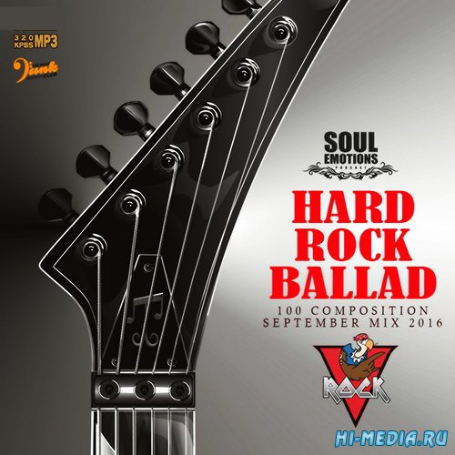 VA - Hard Rock Ballad: Soul Emotions (2016)