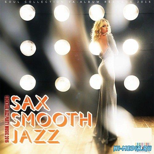 VA - Sax Smooth Jazz (2016)