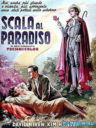 Лестница в небо / A Matter of Life and Death (1946) DVDRip