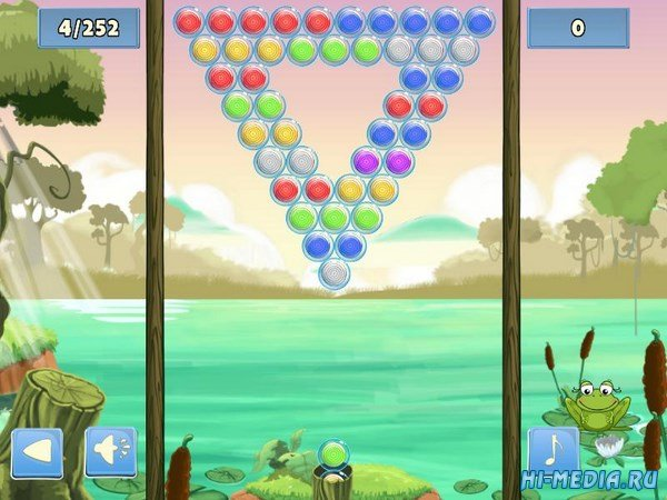 Bubble Shooter Adventures (2016) ENG