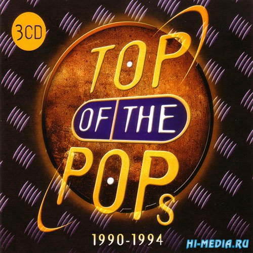Top Of The Pops - 1990-1994 (2016)