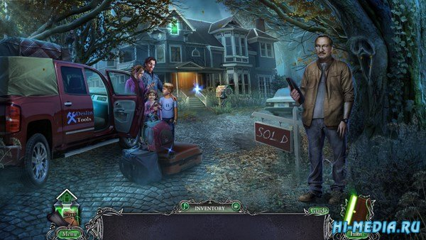 Harrowed Halls: Lakeview Lane Collectors Edition (2016) ENG