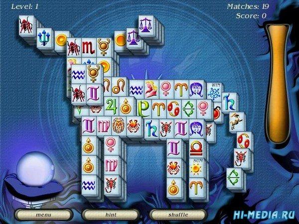 Mahjong Fortuna Deluxe (2016) ENG