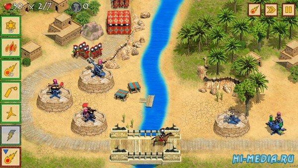 Битва за Египет: Миссия Клеопатра (2016) RUS