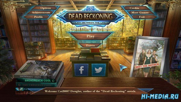 Dead Reckoning 6: Death Between the Lines Collectors Edition (2016) ENG