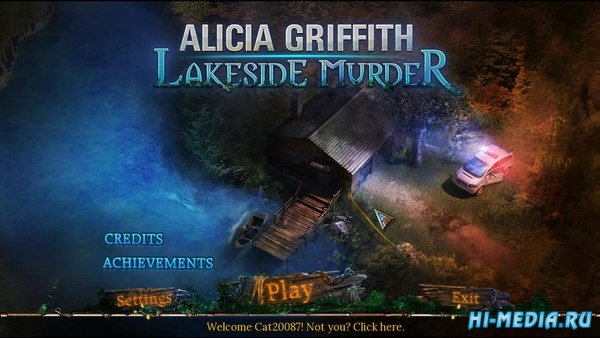Alicia Griffith: Lakeside Murder (2016) ENG