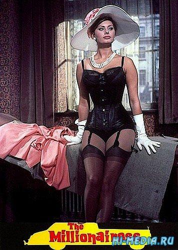 Миллионерша / The Millionairess (1960) DVDRip