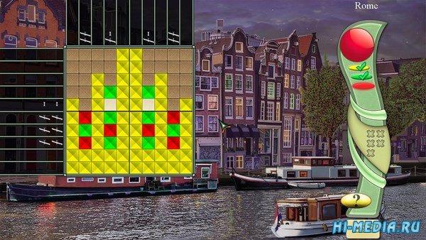 Worlds Greatest Cities Mosaics (2016) ENG