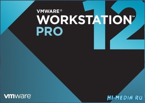 VMware Workstation 12 Pro 12.0.0 build 2985596