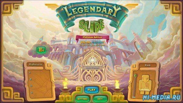 Legendary Slide Platinum Edition (2016) ENG