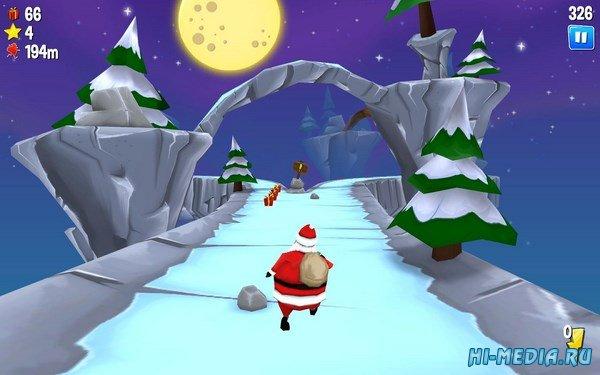 Running With Santa (2016) RUS