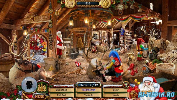 Рождество Страна Чудес 7 (2016) RUS