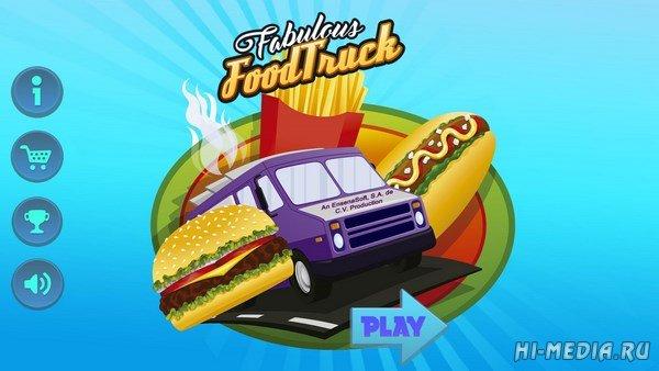 Fabulous Food Truck (2016) ENG