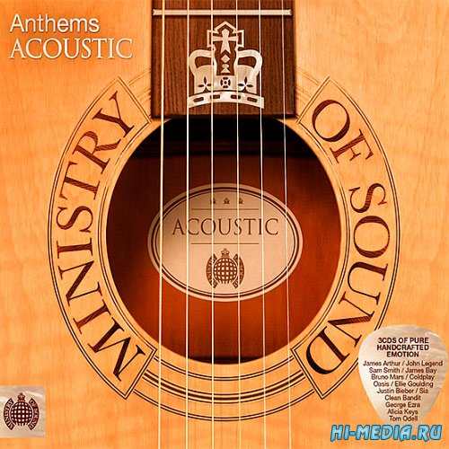 Ministry of Sound: Anthems Acoustic (3 CD) (2016)