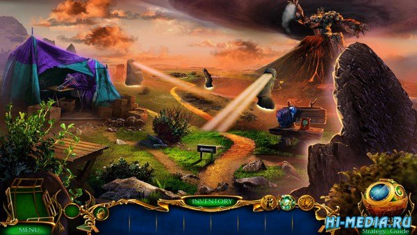 Лабиринты Мира 5: Тайны Острова Пасхи Коллекционное издание (2017) RUS