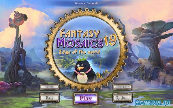 Fantasy Mosaics 19: Edge of the World (2017) ENG