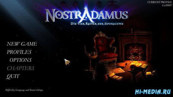 Nostradamus: The Four Horsemen of the Apocalypse (2017) ENG