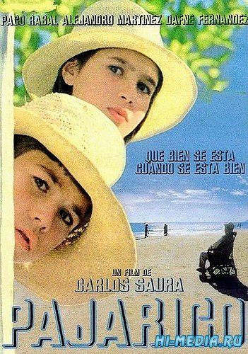 Птичка / Pajarico (1997) DVDRip