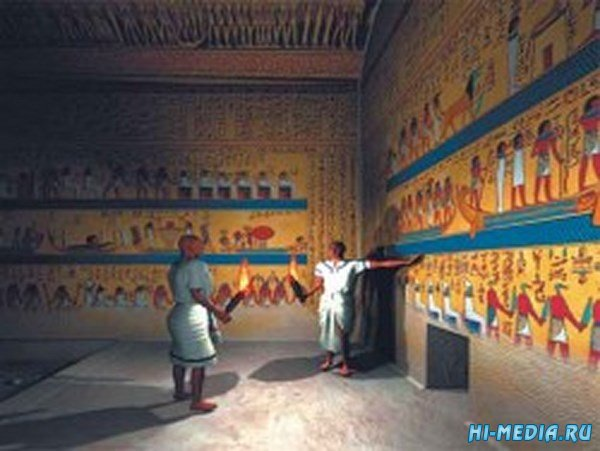 Египет 1156 до н.э.: Гробница фараона (1997) RUS