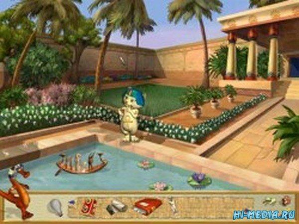 Египет: Мумия и колдун (2001) RUS