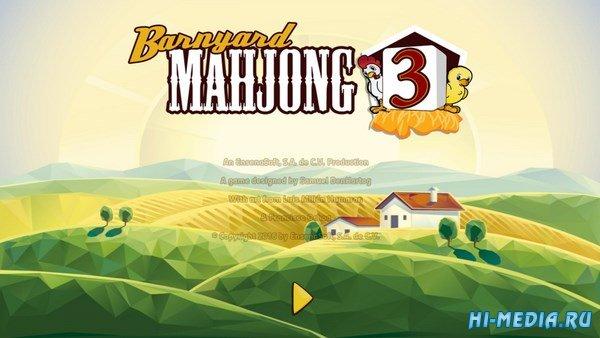 Barnyard Mahjong 3 (2017) ENG
