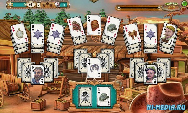Solitaire Chronicles: Wild Guns (2017) ENG