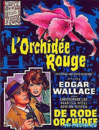 Тайна красной орхидеи  / Das Ratsel der roten Orchidee (1962) DVDRip