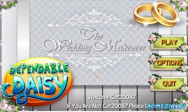 Dependable Daisy: Wedding Makeover (2017) ENG