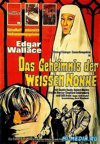 Тайна белой монахини  / Das Geheimnis der weissen Nonne (1966) DVDRip