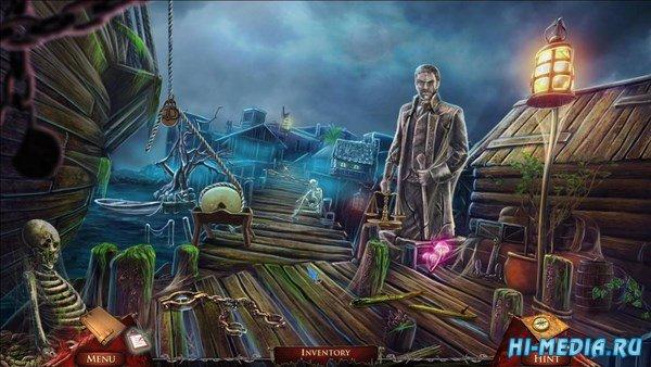 Зловещие истории: Покинутый остров (2018) RUS