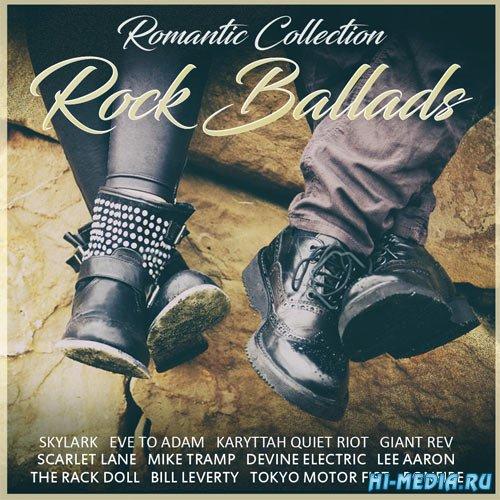 VA - Romantic Collection. Rock Ballads (2017)
