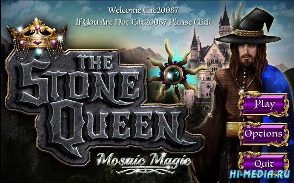 The Stone Queen: Mosaic Magic (2017) ENG