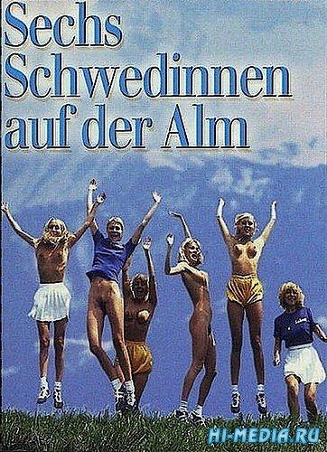 Шесть шведок в Альпах / Sechs Schwedinnen auf der Alm (1983) DVDRip