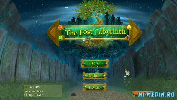 The Lost Labyrinth (2017) ENG