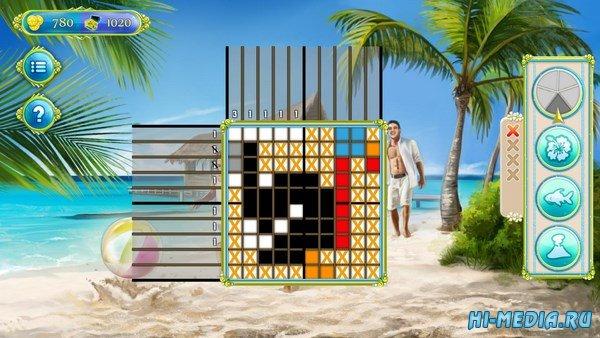 Griddlers: Tropical Delight (2017) ENG