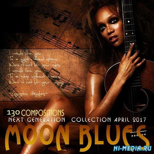 VA - Moon Blues (2017)