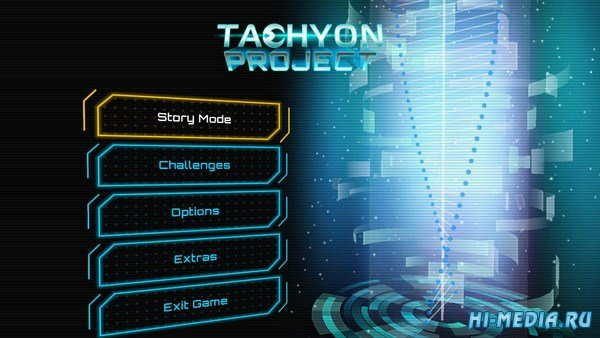 Tachyon Project (2015) ENG