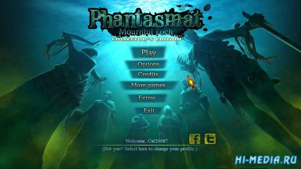 Phantasmat 8: Mournful Loch Collectors Edition (2017) ENG