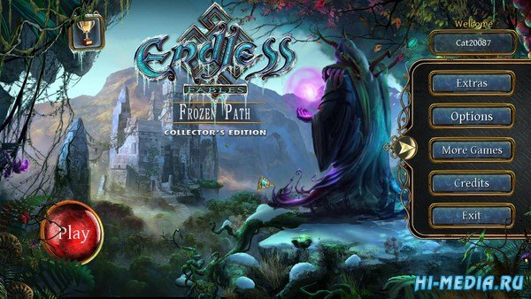 Endless Fables 2: Frozen Path Collector's Edition (2017) ENG
