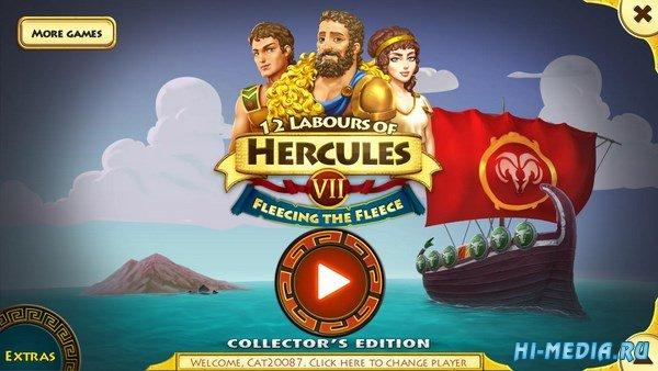 Labours of Hercules VII: Fleecing the Fleece Collectors Edition (2017) ENG