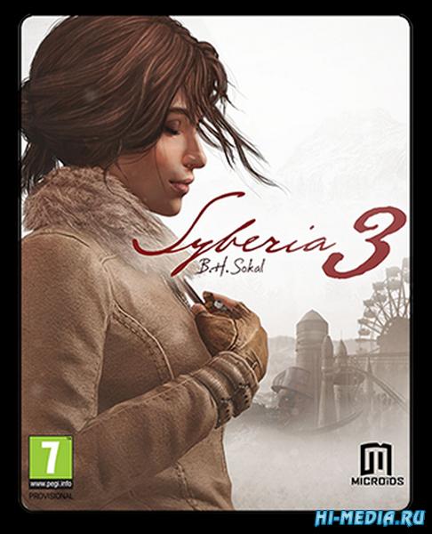 Syberia 3 Deluxe Edition (2017) RUS