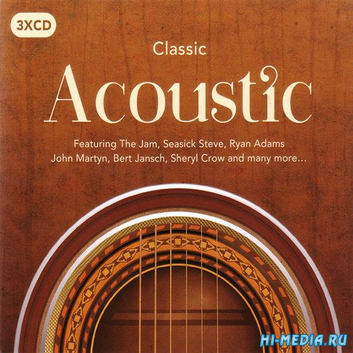 Classic Acoustic (2017)