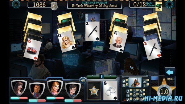Double Clue: Solitaire Stories (2017) ENG