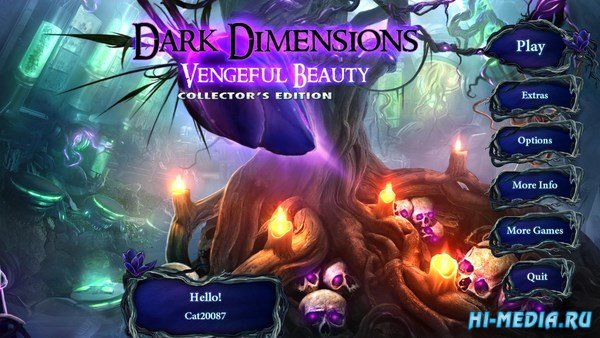 Dark Dimensions 8: Vengeful Beauty Collector's Edition (2017) ENG