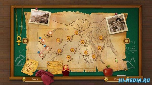 Погоня за приключениями 2: Железный Оракул Коллекционное издание (2017) RUS