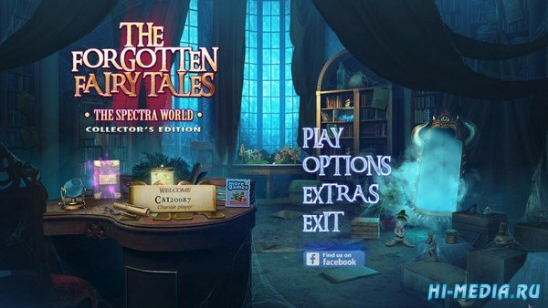 The Forgotten Fairy Tales: The Spectra World Collector's Edition (2017) ENG