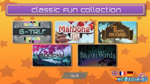 Classic Fun Collection (2016) ENG