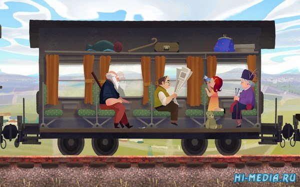 Old Mans Journey (2017) RUS